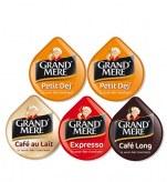 Pack Grand'Mère                       Petit Déj x2, Café Long, Expresso, Café au lait