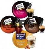 Pack Découverte x280 dosettes             pack : 5 paquets de chaques : espresso classic - café long Intense- Petit dej Intense- Macchiato caramel
