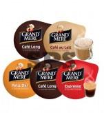 Pack Grand'Mère                       Petit Déj, Café Long GM x2, Café au lait GM, Espresso GM