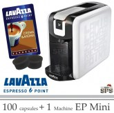 Machine EP Mini + 100 Cafés