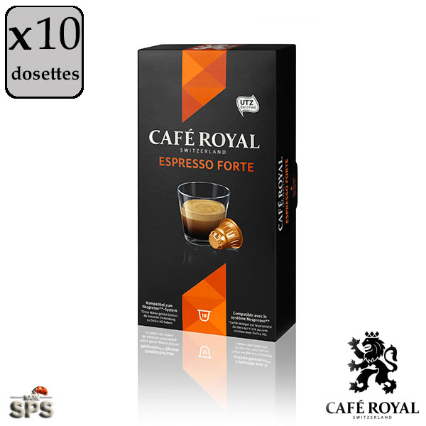 Cafetiere Compatible Capsule Cafe Royal