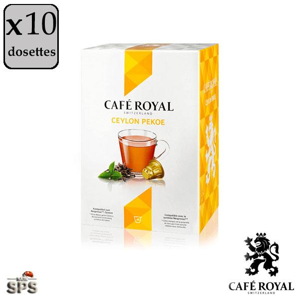 Cafetiere Compatible Capsule Cafe Royal