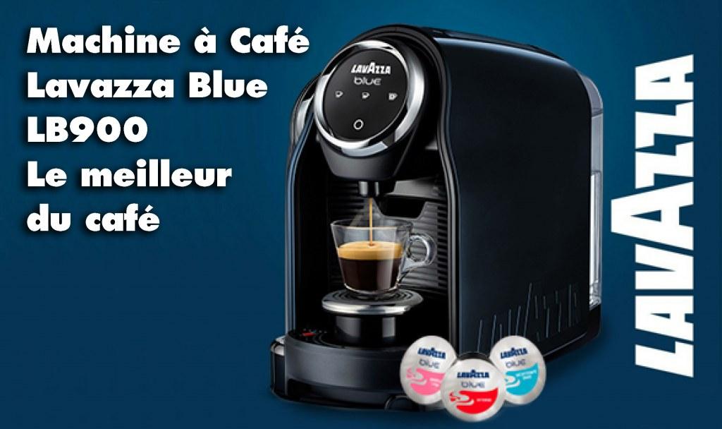 Machine à café Labazza Blue LB900 le meilleur du café