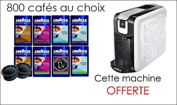 Machine lavazza espresso point offerte