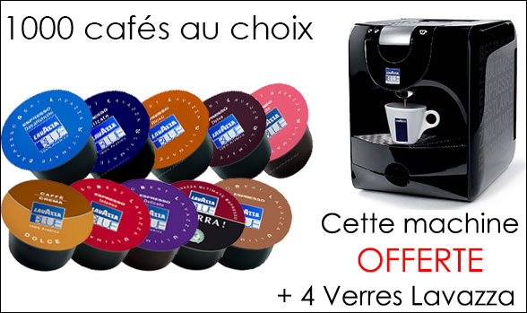 LB51 offerte machine lavazza