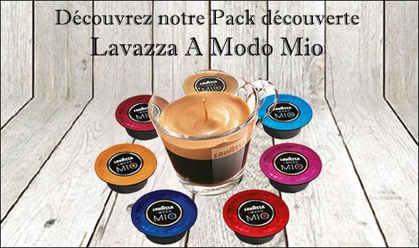 Pack découverte Lavazza a Modo mio