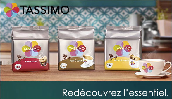 By Tassimo