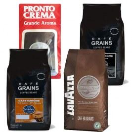 Pack Café Grain                                 Pronto crema - Voix de la terre - Gastronome - Grand'Arome