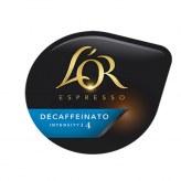 Decaffeinato x48 dosettes             TASSIMO L'Or Espresso