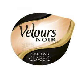 Café Long x16 dosettes             TASSIMO Velours Noir
