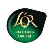 Long Délicat x80 dosettes             TASSIMO L'Or Espresso