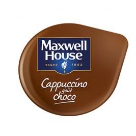 Cappuccino choco x40 dosettes TASSIMO Maxwell House
