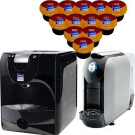 2 machines Offertes pour 1200 Cafés                              Flexy + LB951