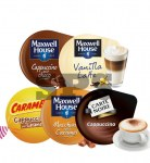 Pack Boissons Gourmandes                                     :  Carambar - Cappu choco - Vanille - Cappu - Macch Caramel