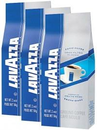 CAFE MOULU LAVAZZA GRAN FILTRO 100 % ARABICA VENDU PAR 3 KILOS