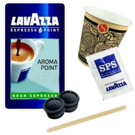 Aroma Point Gran Espresso + accessoires