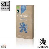 Lungo 100% Bio Café Royal                                     Compatible Nespresso