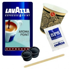 Aroma Point Espresso + accessoires