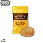 Palet Citron Monbana