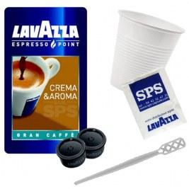 Crema & Aroma Gran Caffè + accessoires