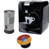 Pack Machine LB951 et Cappuccinatore Lavazza                                           LB951 + Mousseur + 100 capsules