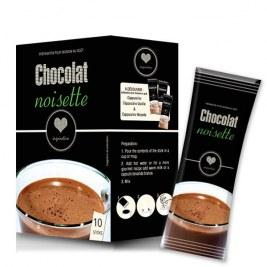Chocolat Noisette Sticks x10
