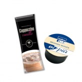Cappuccino Vanille + Lait BLUE x50