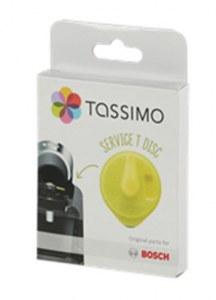 T Disc Jaune entretien pour Tassimo