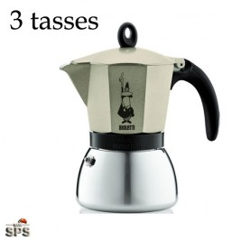 Bialetti Induction Gold 3 tasses        Cafetière