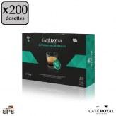 Decaffeinato Café Royal x4                 Compatible Nespresso PRO