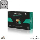 Decaffeintato Café Royal                 Compatible Nespresso PRO