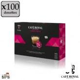 Lungo Forte Café Royal x2                Compatible Nespresso PRO