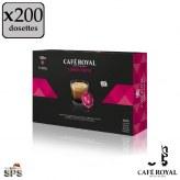 Lungo Forte Café Royal x4                 Compatible Nespresso PRO