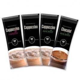 Pack Gourmand Inspiration                                                               Cappu-Cappu Vanille-Cappu Noisette-Choco Noisette