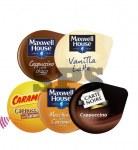 Pack Boissons Gourmandes                                     :  Carambar - Cappu choco - Cappu - Vanille - Macchiato caramel