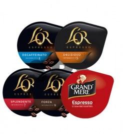 Pack Café Espresso Classic - GM x2 - Deca - Spledente