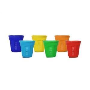 Tasses Bicchierini multicolore Bialetti