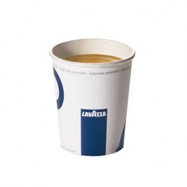 Gobelets cartons LAVAZZA 27 CL