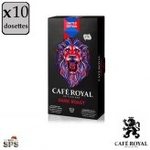 Dark Roast Café Royal                                 Compatible Nespresso