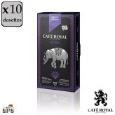 India Café Royal                               Compatible Nespresso