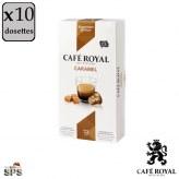 Caramel Café Royal                                     Compatible Nespresso