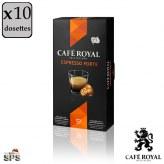Espresso Forte Café Royal                               Compatible Nespresso