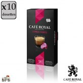Lungo Forte Café Royal                               Compatible Nespresso