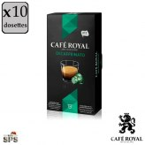 Decaffeinato Café Royal                               Compatible Nespresso