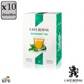 Peppermint Tea Café Royal                                     Compatible Nespresso