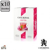 Fruit Tea Café Royal                                     Compatible Nespresso