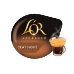 Espresso Classic x80 dosettes             TASSIMO L'Or Espresso