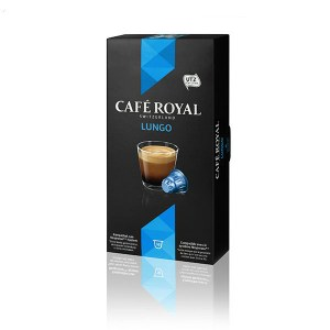 Lungo Café Royal                               Compatible Nespresso
