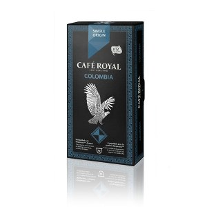 Colombia Café Royal                               Compatible Nespresso