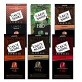 Pack Carte Noire x60                            Compatible Nespresso - lungo doux - bio - 5 - 7 - 8  - 13